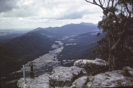 Fyans Valley from Sundial Carpark