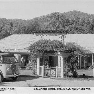 Grampians House