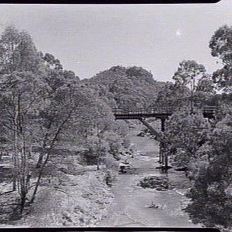 Halls Gap bridge