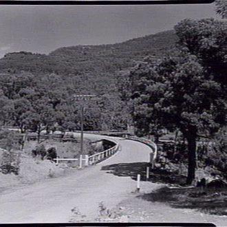 Delley's Bridge Halls Gap