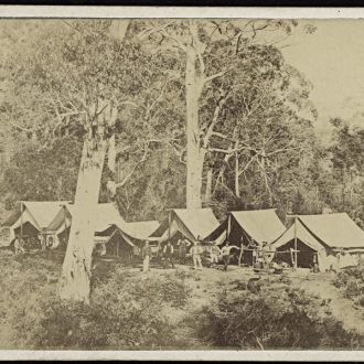 Construction Workers Camp for Stawell Water Supply