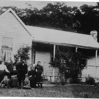 The Langley Family  c1900